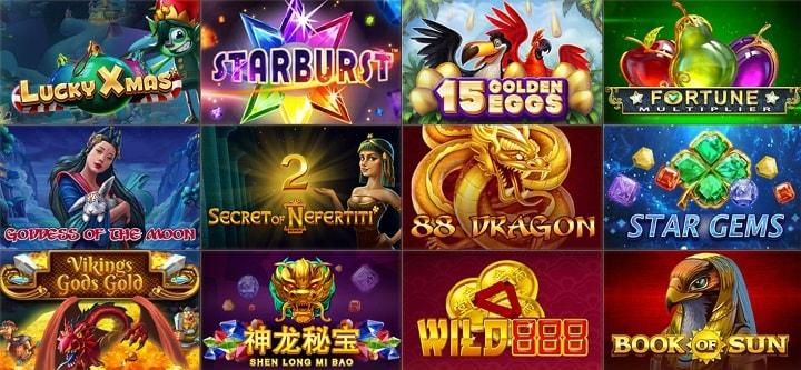 Автоматы топ казино Украины
