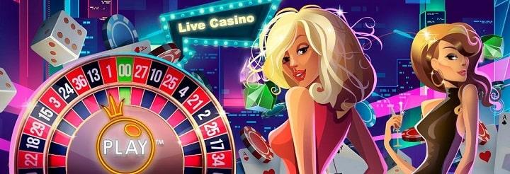 Онлайн казино Эго играть