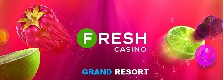 Обзор бонусов казино Фреш